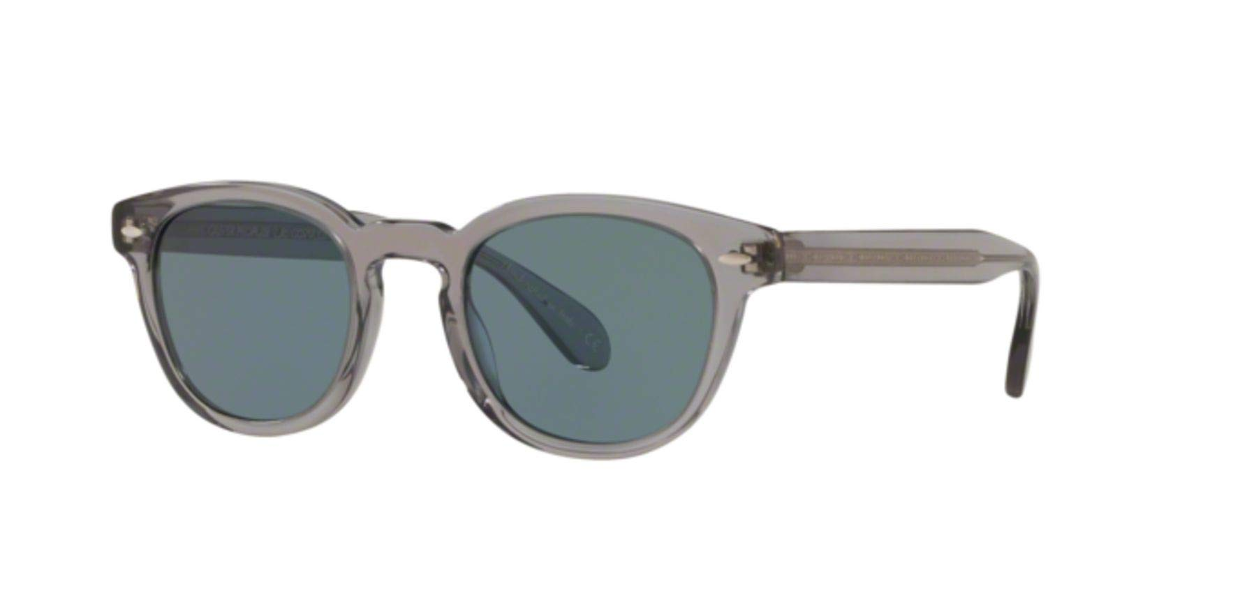 New Oliver Peoples OV 5036S Sheldrake Sun 1132R8 WORKMAN GREY Sunglasses by Oliver Peoples