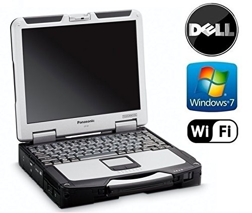 Panasonic Toughbook Laptop - CF-31 - Intel Core i5 2.6GHz CPU -