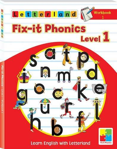 Download Fix-it Phonics: Workbook 1 Level 1: Learn English with