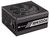 Corsair RMx Series, RM550x, 550 Watt (550W), Fully Modular Power Supply, 80+ Gold Certified, 10 Year Warranty - CP-9020090-NA