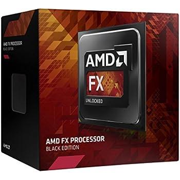 AMD FX-8370 Black Edition 8 Core CPU Processor AM3+ 4300Mhz 125W 16MB FD8370FRHKBOX
