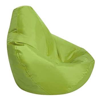 Bean Bag Bazaar Kids Gaming Chair - Large Lime Green 80cm x 70cm -  sc 1 st  Amazon.co.uk & Bean Bag Bazaar Kids Gaming Chair - Large Lime Green 80cm x 70cm ...