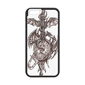 Blind Guardian iPhone 6 Plus 5.5 Inch Cell Phone Case Black yyfabc-617813