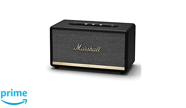 MARSHALL STANMORE II Altavoz estéreo Bluetooth Altavoz BT, 2x20W + 1x40W, negro
