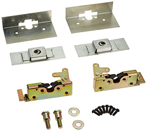 AutoLoc Power Accessories 268685 Large Bear Claw Door Latch (AUTBCLGKT, w/ Install - Claw Kit Bear