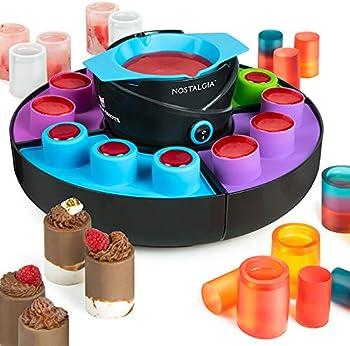 Nostalgia SM12 Edible Shot and Cup Maker