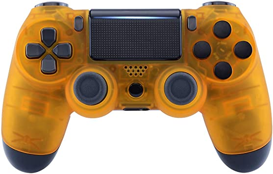 eXtremeRate Carcasa Mando PS4 Funda Delantera Placa Frontal ...