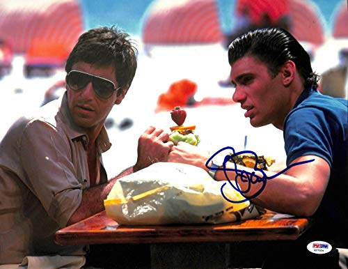 Steven Bauer Scarface Authentic Signed 11x14 Photo Autographed ()