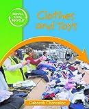 Clothes and Toys, Deborah Chancellor, 1615322388