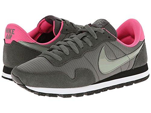Womens Shoes Nike Air Pegasus '83 River Rock/Pink Power/Black/Jade Stone