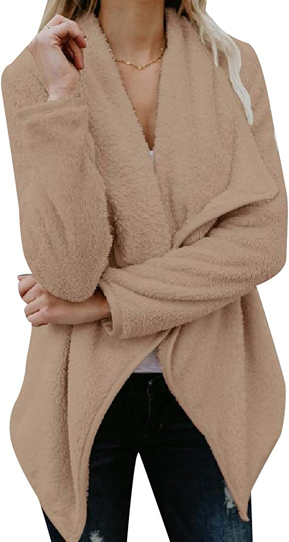 Fseason-Women Thickening Draped Travel Safari Mid Long Overcoat