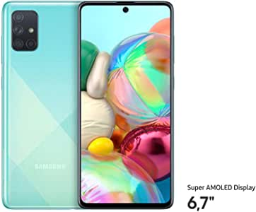 Samsung Galaxy A71 - Smartphone de 6.7