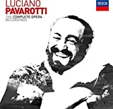 The Complete Operas - Pavarotti Box-set [Cd + Blu-ray]