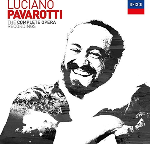 The Complete Operas - Pavarotti Box-set [Cd + Blu-ray] by