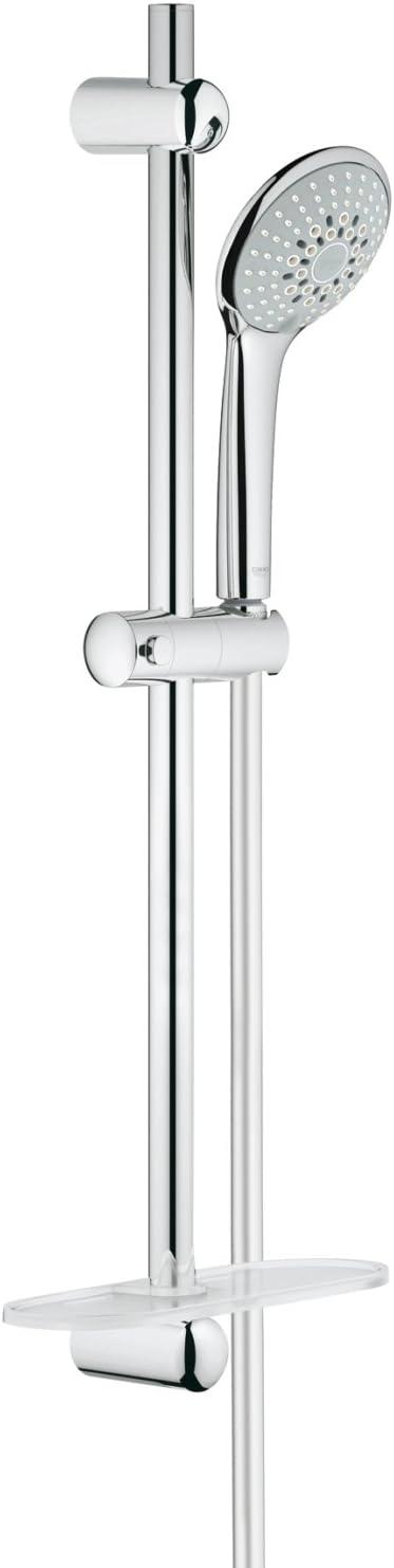 Grohe Euphoria 110 Massage- Sistema de ducha, 3 chorros, 600 mm ...