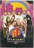 Vecinos Vol.1 BOXSET 4DVDs