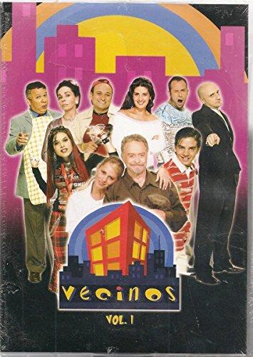 Vecinos Vol.1 BOXSET 4DVDs (Chavo Del Ocho Dvd Set)