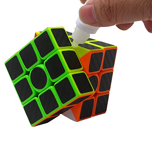 Ackful1PCS 10ml Lubricating Speed Cube Oil Magic Cube Accessories for Match Game