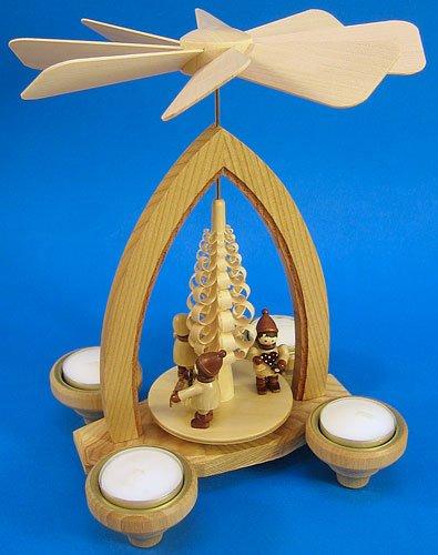 Dregano Natural Children Pyramid Made in Germany