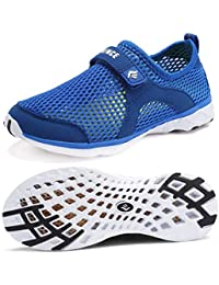 Boys & Girls Water Shoes Aqua Shoes Swim Shoes Athletic Sneakers Lightweight Sport Shoes(Toddler/Little Kid/Big Kid)