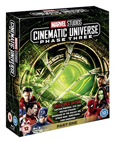 Marvel Studios Cinematic Collection Phase 3 [Blu-ray]