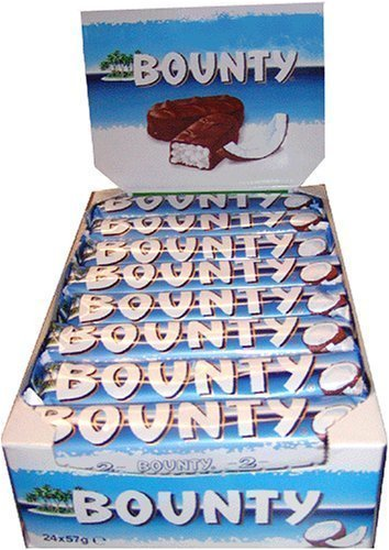 Bounty Milk Chocolate Case of 24