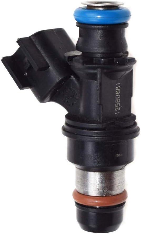 1 Fuel Injector OEM DELPHI for 2007-2009 Chevrolet Suburban 1500 6.0L 5.3L V8