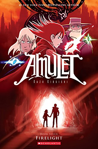 Box Amulet - Firelight (Amulet #7)