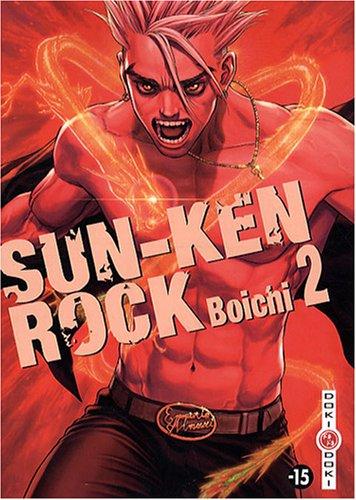 Sun-Ken Rock, Tome 2 :