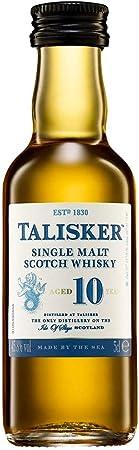 Talisker - Single Malt Scotch Miniature - 10 year old Whisky