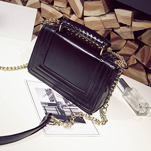 2018 Rose Shoulder Color Bag Lady Bag Coin Black Shoulder Bag Women TOOPOOT Corssbody prwTpX