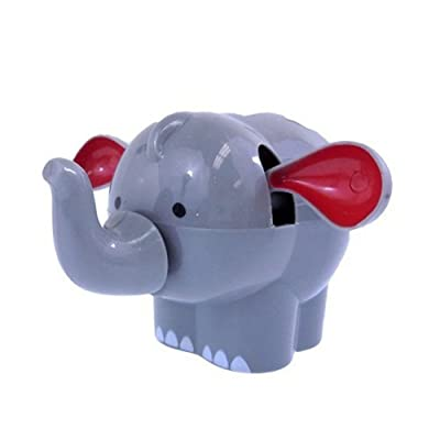 1 X Solar Powered Dancing Elephant by Greenbrier: Toys & Games