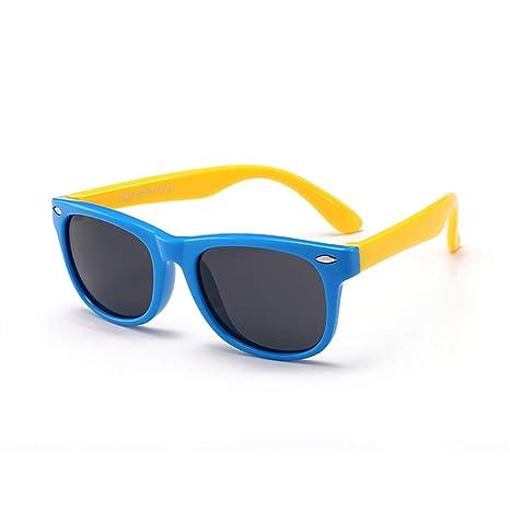 Sunnies prueba clásica de silicona gafas de sol infantiles ...