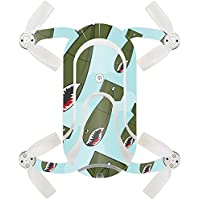 Skin For ZEROTECH Dobby Pocket Drone – Bombs Away | MightySkins Protective, Durable, and Unique Vinyl Decal wrap cover | Easy To Apply, Remove, and Change Styles | Made in the USA