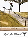 FALLEN - Road Less Traveled Skateboard Documentary DVD / Blu Ray (NEW & SEALED)