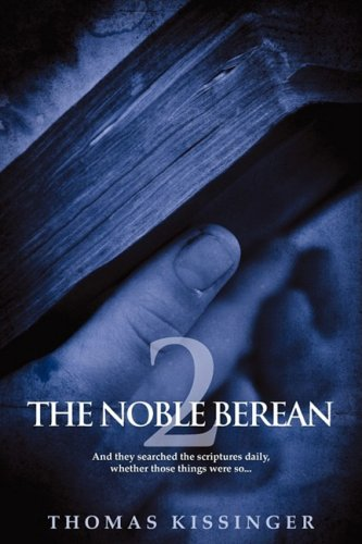 Read Online The Noble Berean 2 pdf