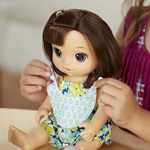 Baby Alive Magical Scoops Baby Brunette Import It All