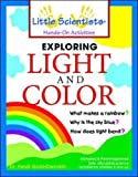 img - for Exploring Light and Color book / textbook / text book