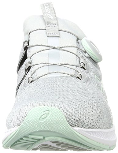 Glacier Dynamis Midgrey Glacier Grey Running Asics de Grey Chaussures Femme Mid White Gris qYnAwp