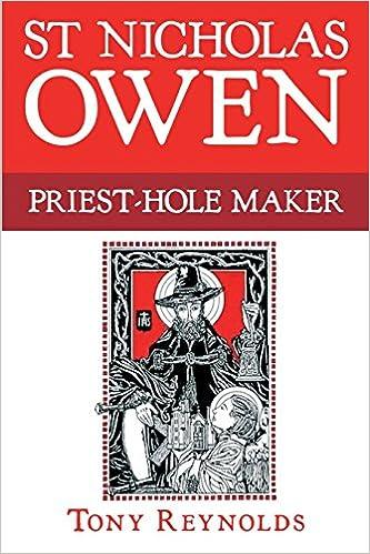Book St Nicholas Owen by Tony Reynolds (30-Apr-2014)