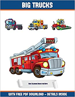 coloring book ~ Tremendouskup Truck Coloring Pages Printable Book ... | 336x260