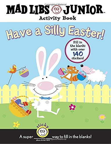 Silly Easter Mad Libs Jr