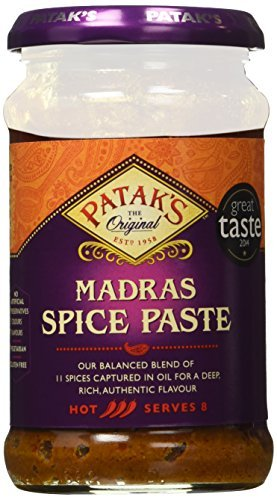 Pataks Madras Curry Paste by Patak's