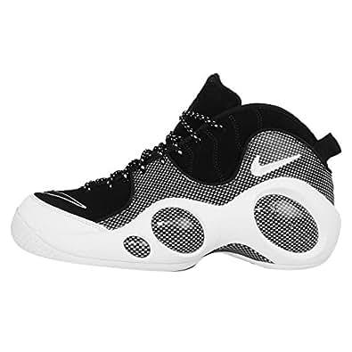 Amazon.com   Nike Men's Air Zoom Flight 95 SE, BLACK/WHITE