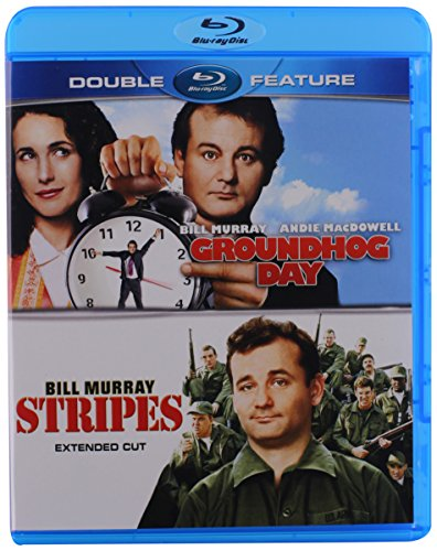 Groundhog Day   Stripes   Set  Blu Ray