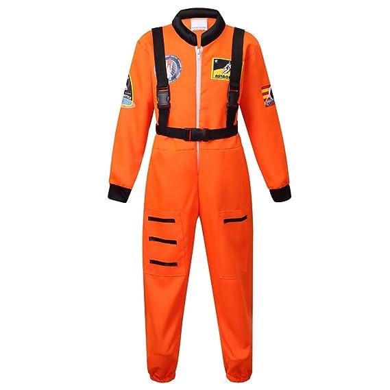 Meeyou Little Kids Space Astronaut Costume