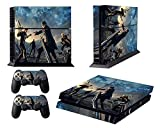 EBTY-Dreams Inc. - Sony Playstation 4 (PS4) - Final Fantasy XV (FFXV) Video Game Noctis, Gladiolus, Ignis & Prompto Vinyl Skin Sticker Decal Protector