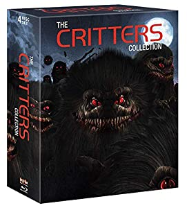 The Critters Collection [Blu-ray] by Shout! Factory
