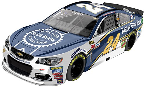 Lionel Racing Chase Elliott # 24 Kelley Blue Book 2017 Chevrolet SS 1:64 Scale ARC HT Official Diecast of the NASCAR Cup Series. by Lionel Nascar Collectables
