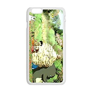 LJF phone case Cute Cartoon Spring Hot Seller Stylish Hard Case For Iphone 6 Plus